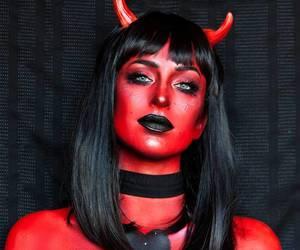 costume, Devil, and demon image