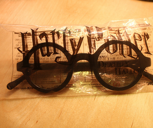 harry potter, glasses, and 3d image