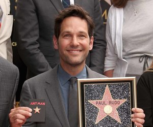actor, paul rudd, and Walk of Fame image