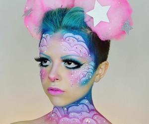 art, Halloween, and beauty image