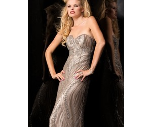 Couture, dresses, and inexpensive image