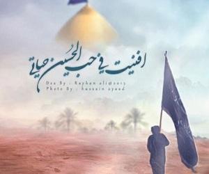 ويبقى الحسين, مسيرة الاربعين, and ٧ صفر image