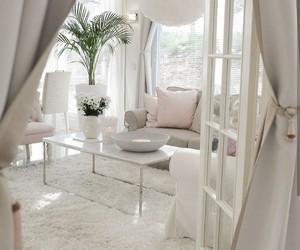decor, interior, and white image