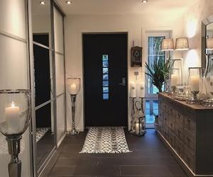 decor and hallway image