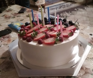 birthday, red, and sweet image
