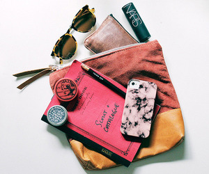 fashion, bag, and iphone image