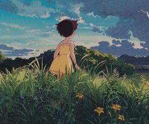 anime, totoro, and ghibli image