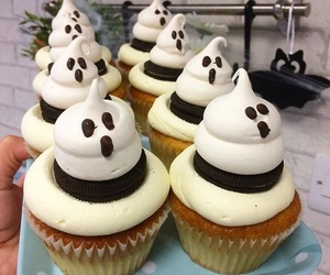 cupcakes, desserts, and sweets image