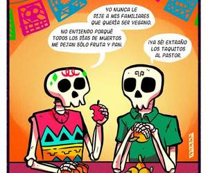 dia de muertos, tradicion, and méxico image