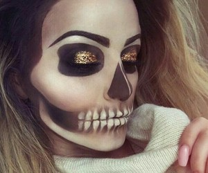 contest, girl, and makeup image