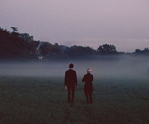 couple, vintage, and grunge image