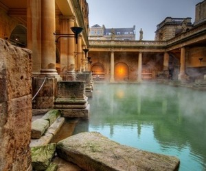 bath and england image