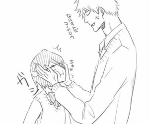 bleach, fan art, and funny image