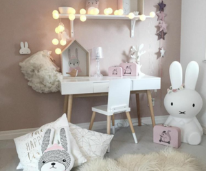 baby room, couple, and cozy image