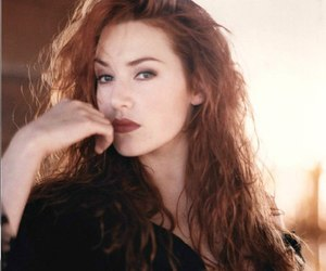 kate winslet and young and beautiful image