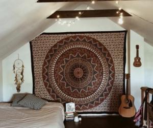 boho, hippie, and inspiration image