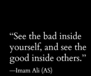 quotes, islam, and imam ali image