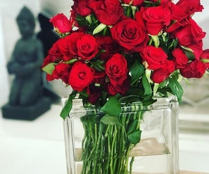 boyfriend, roses, and love image