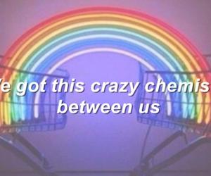 Lyrics, rainbow, and troye sivan image