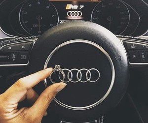 audi and ring image