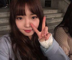 jisun, 2017, and idolschool image