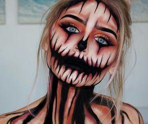 Halloween, makeup, and NYX image