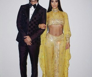 costume, kim kardashian, and kim kardashian west image