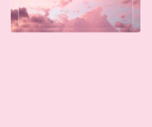 wallpaper, pink, and aesthetic image