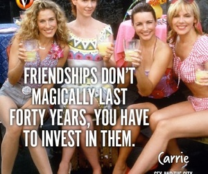 friendship, friendships, and girls image