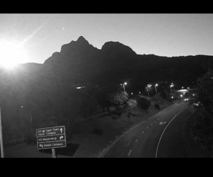 beauty, black and white, and cape town image