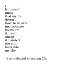 poem, quote, and amanda lovelace image