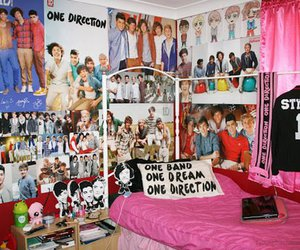 one direction, room, and 1d image