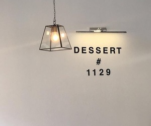 aesthetic and dessert image
