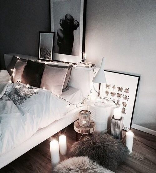 Bedroom Goals On We Heart It