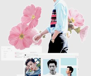 aesthetic, chanbaek, and exo kokobop image