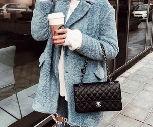fashion, chanel, and street style image