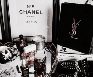 chanel, beauty, and luxury image