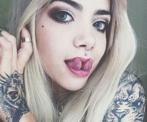 beauty, body modification, and girl image