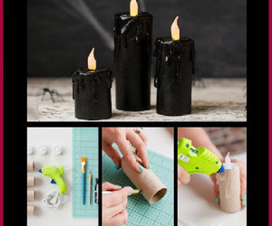 Halloween, halloween crafts, and halloween decorations image