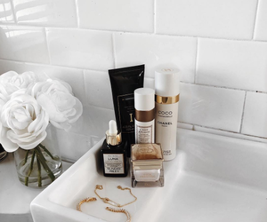 aesthetic, skincare, and white image