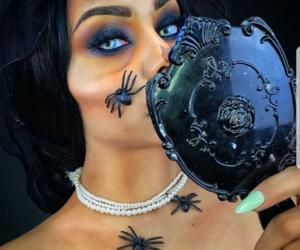 Halloween, makeup, and whi x nyx image