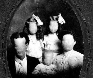 family, horror, and creepy image