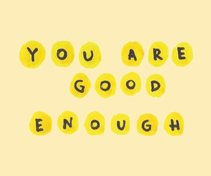 header, quotes, and yellow image
