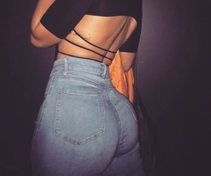 goals, jeans, and butty image