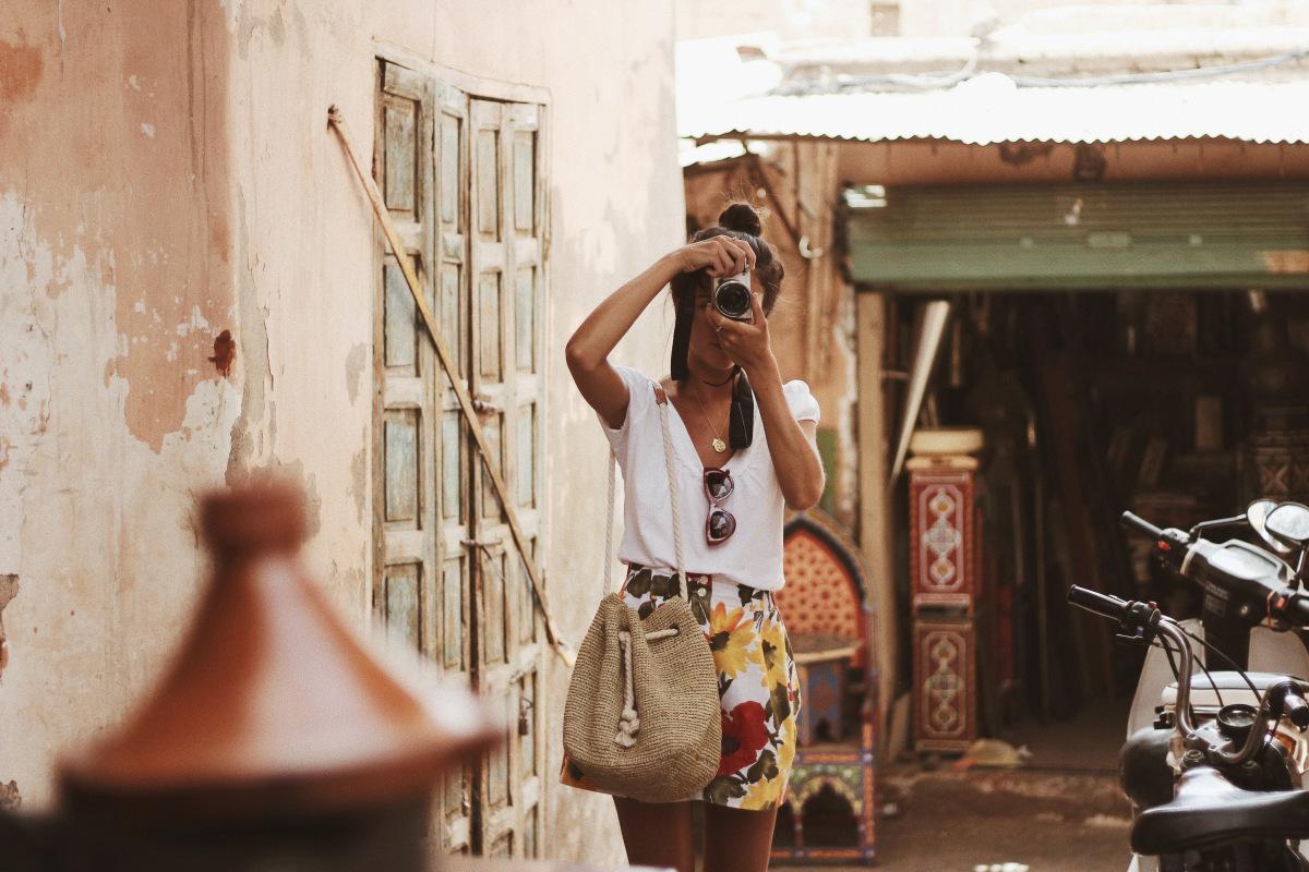fashion, photography, and travel image