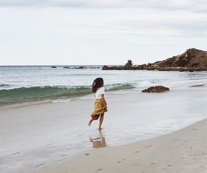 beach, photography, and travel image