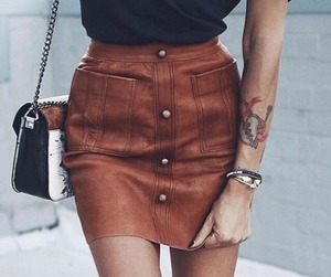 blogger, girl, and ootd image