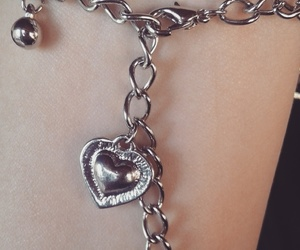 heart, my, and pulseira image
