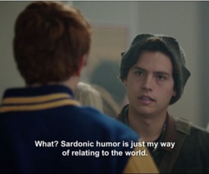 quotes, riverdale, and jughead image