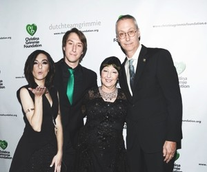 christina grimmie, tina grimmie, and dutch team grimmie image